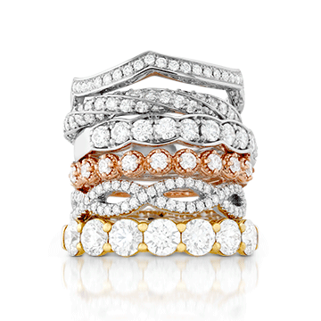 Women's Wedding Bands