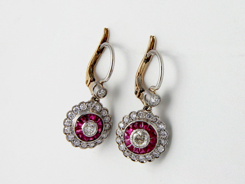 Estate Earrings