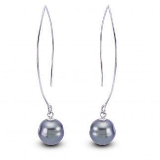 Tahitian Pearl Earrings by Imperial Showcase View