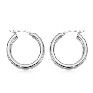 Hoop Earrings Showcase View